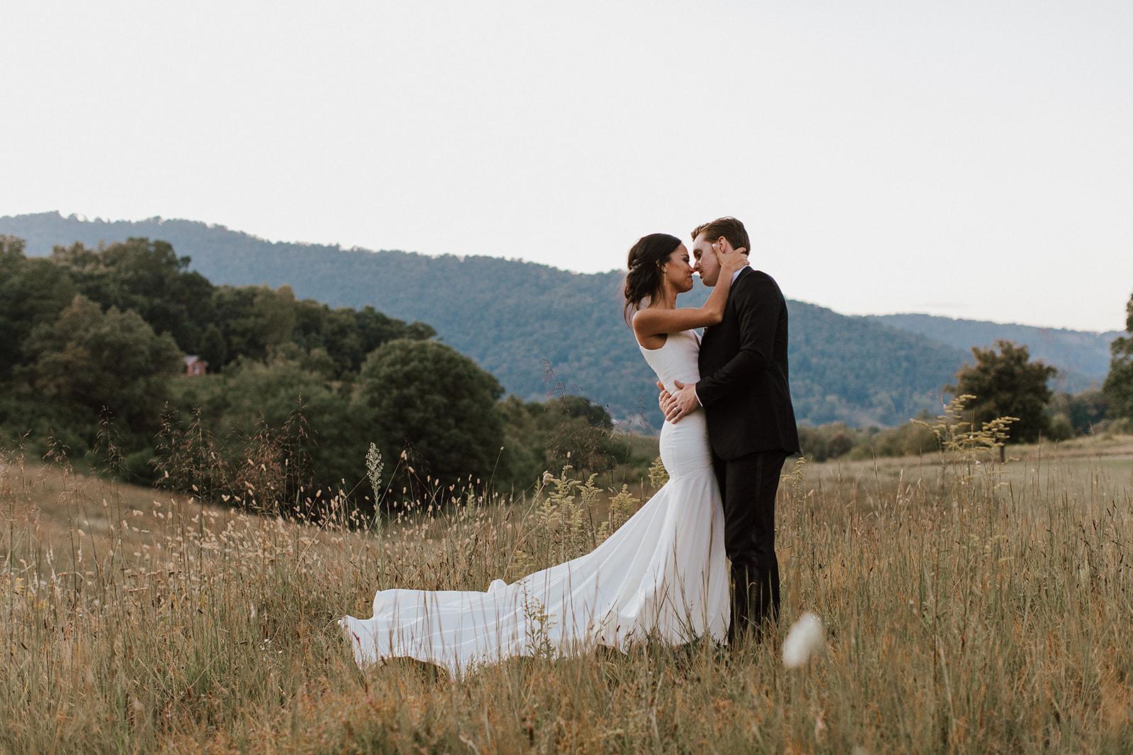 West North Carolina Wedding Venue