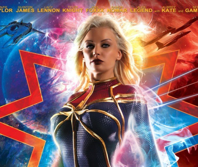 Captain Marvel Xxx Porn Parody Review  The Lord Of Porn