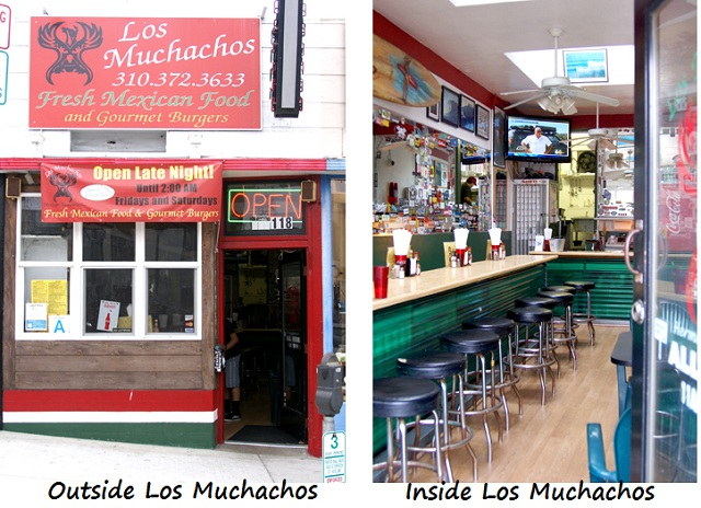 Los Muchachos Inside and Out