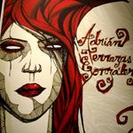 Red Haired girl by Kraken