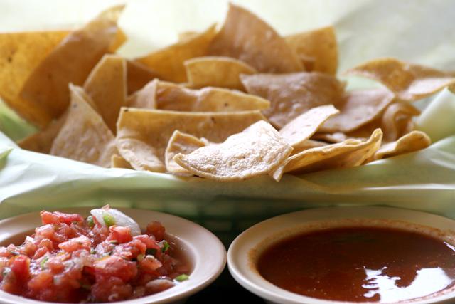 Chips n Salsa El Indio Redondo Beach