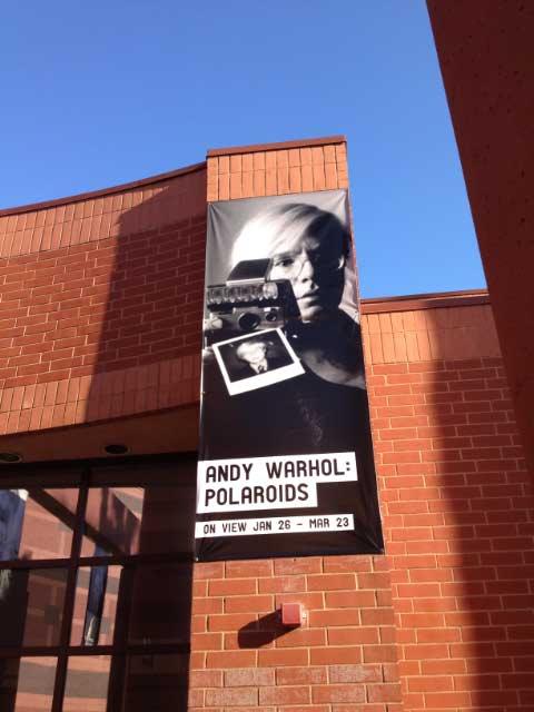 """Polaroids 1974-1987 """"Faces and Names"""""""