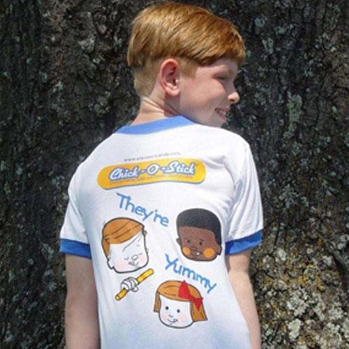 Cool shirt!