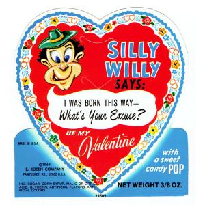 """Be my """"practice girl"""", Valentine...."""