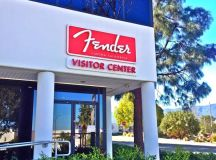 Offbeat LA: The Fender Guitar Factory Tour in Corona… A ...