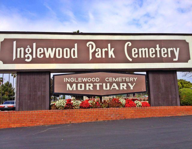 Inglewood Park Cemetery (Photo by Nikki Kreuzer)