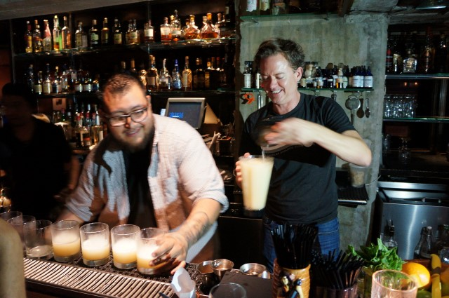 Aiden Demarest cana rum bar