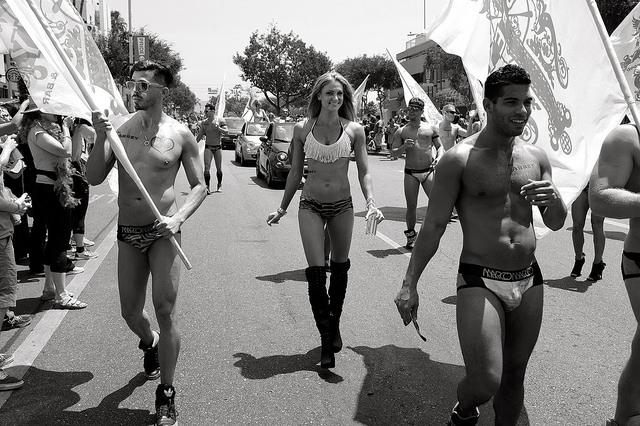 West Hwd Gay Pride 2014