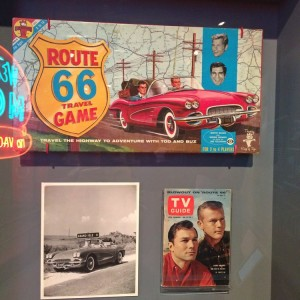 Route 66 in pop culture (photo by Nikki Kreuzer)
