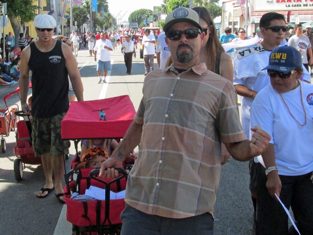 andy-harris-at-labor-day-parade-on-avalon-bl-140901