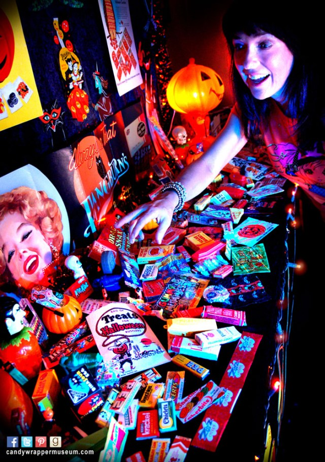 So much Halloween candy, so little time