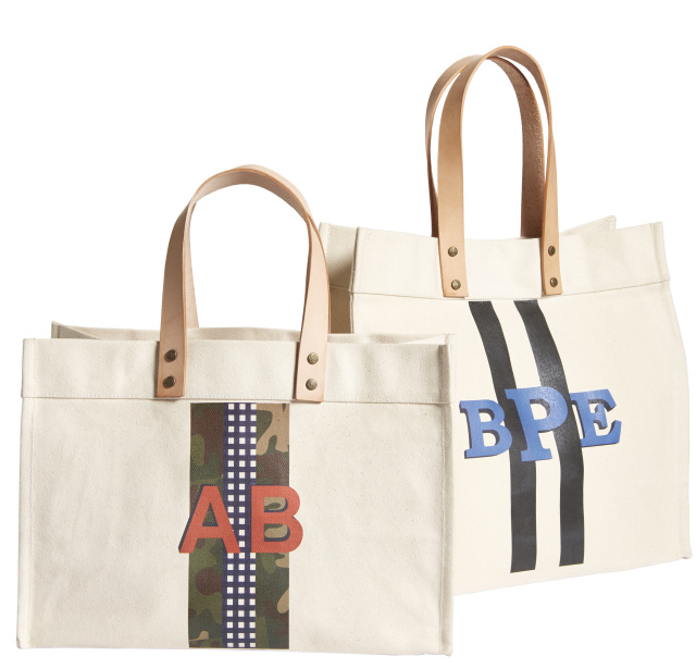 IOMOI PERSONALIZED TOTES