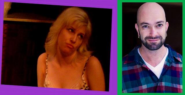 Photo of Rebecca Lane Courtesy of Manny Lezebnik, Photo of Kerr Lordygan, Courtesy of Michale Douglass