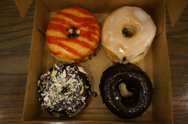 Donut Friend DIY box
