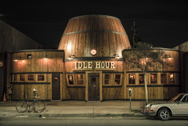 Idle Hour exterior- Photo credit William Bradford (Courtesy of the Idle Hour)