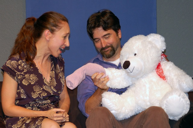 Loss, or the Art of Stuffed Animal Husbandry, Photo Courtesy of Kitty Rose
