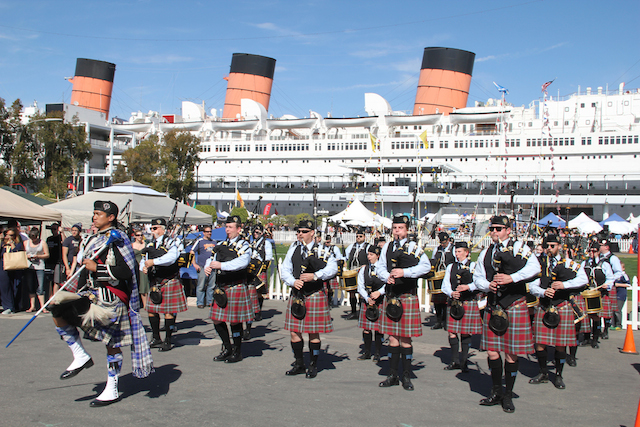 Scots 20. Photo courtesy of the Queen Mary.
