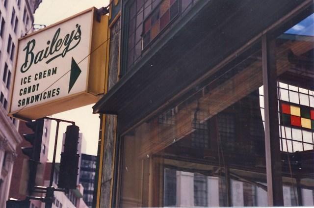 Bailey's Ice Cream Boston MA 1988