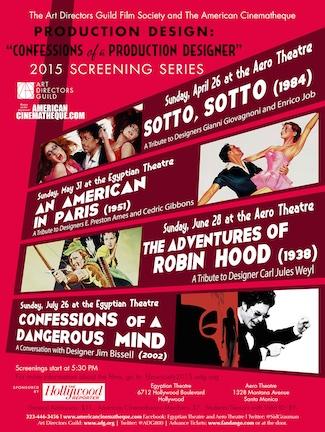 ADG Film Society Poster 2014