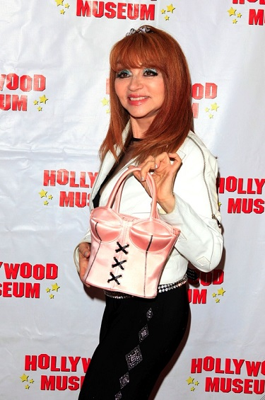 Photo Courtesy of Nina Prommer/Milestone Photography, Judy Tenuta with Bustier Bag!