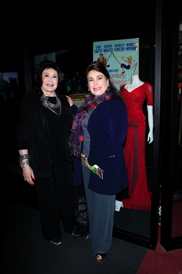Photo Courtesy of Nina Prommer/Milestone Photography, Barbara van Orden and Hollywood Museum Owner Donelle Dadigan