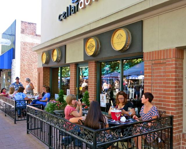 cellardoor, Downtown Lodi. Photography by Randy Caparoso