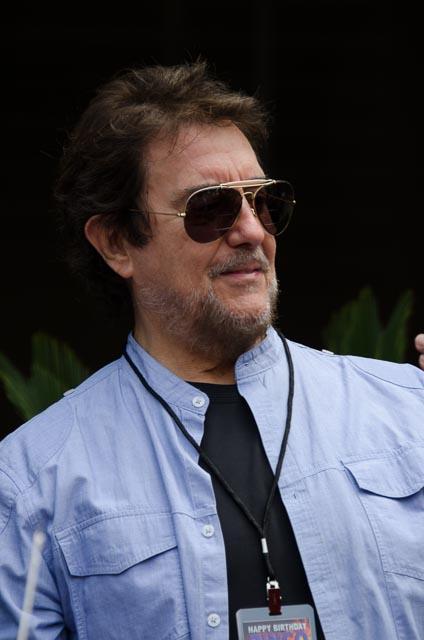 Jim Keltner - Photo: Ivor Levene for The Los Angeles Beat