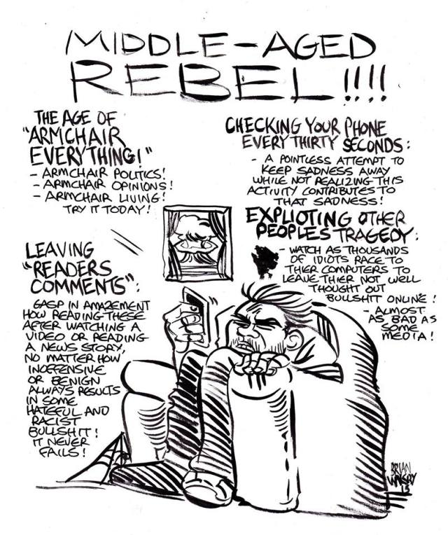 armchair middle aged rebel walsby