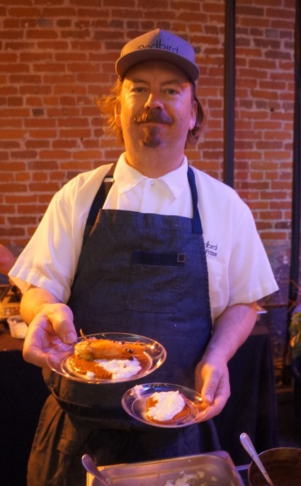 Chef Neal Fraser of Redbird