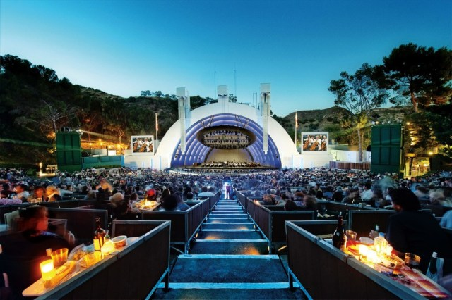 The Hollywood Bowl