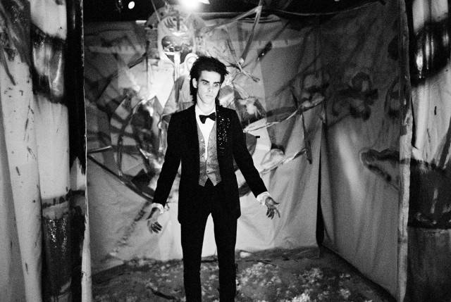 Nick Cave in Shot in the Dark