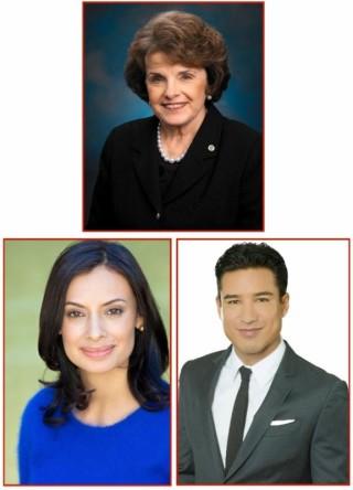 Cesar Chavez 2016 Legacy Awards Gala Honorees.