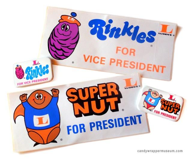 Rinkles and Supernut Promos