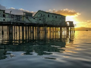Half Moon Bay Old Pier