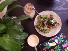 A healthy brunch at Pearfect Pantry