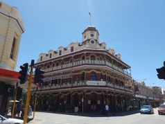 Love the quaint old architecture in Fremantle