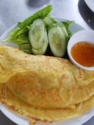 Omelette Spring Roll!
