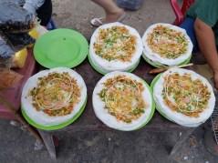 Street food at Dinh Cau