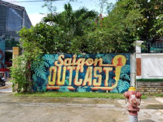 Saigon Outcast, a bar in District 2