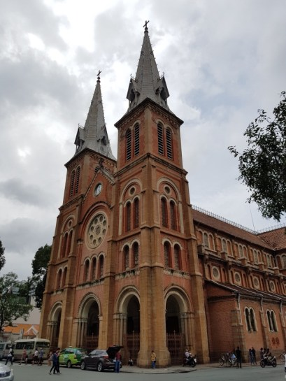 Notre Dame Cathedral, HCMC