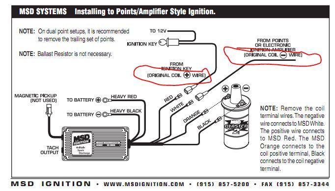 Msd 6al Hei Wiring Diagram Chevy Msd 6a On 744 Tic Turbobricks Forums