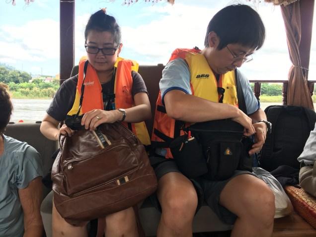 Random Thai couple