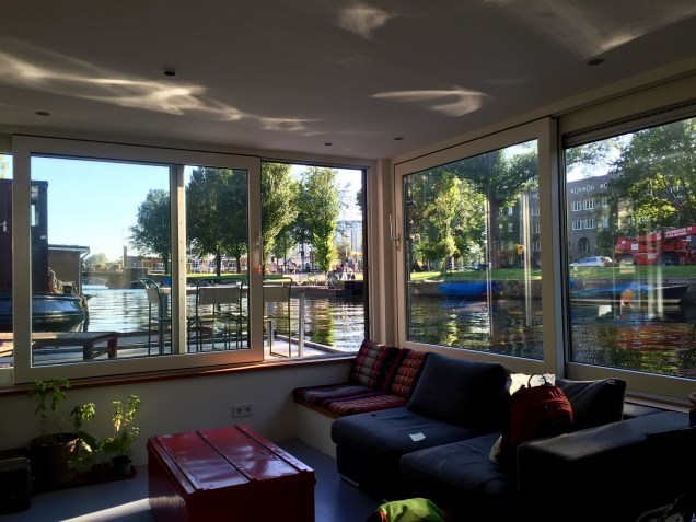 Ok so we rented a houseboat, and that's what made it so expensive!