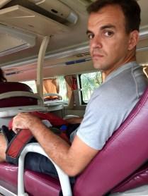 Sleeper style buses
