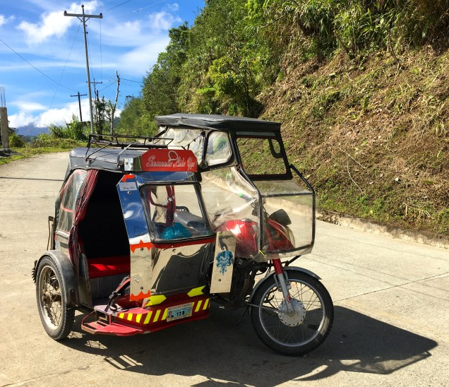 How the Philippines does tuk-tuks