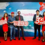 Philippines, Now Closer to Mauritius with AirAsia