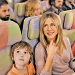 Emirates' Adorable New Campaign Featuring Jennifer Aniston