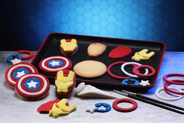 Hong Kong Disneyland_Chef Mickey_Cookie Activity