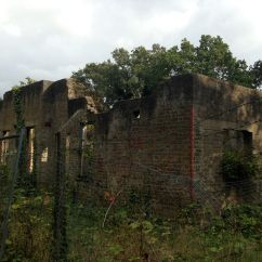 Snaresbrook ruin