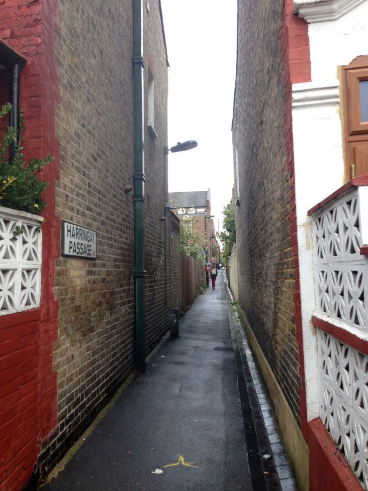Harringay Passage